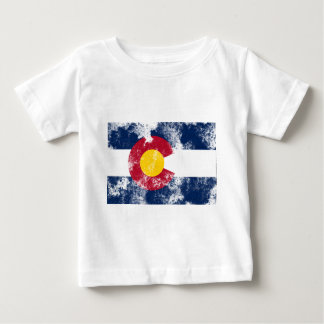 Colordao Flag Baby T-Shirt