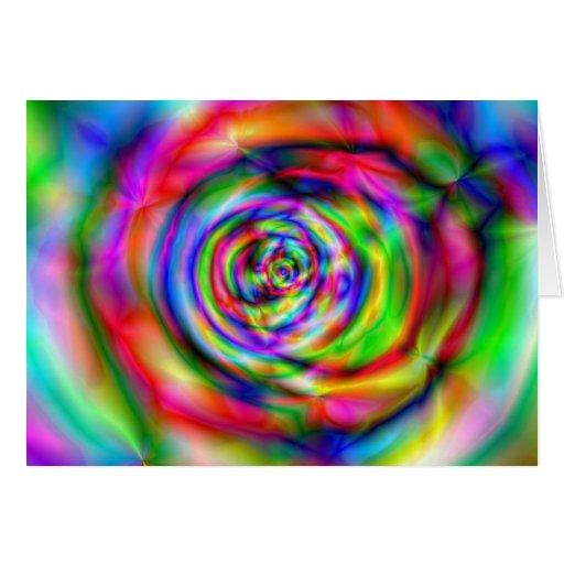 Colordelic Tarjeton