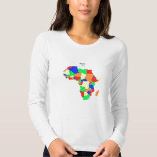 Coloré Femmes de D África Playeras