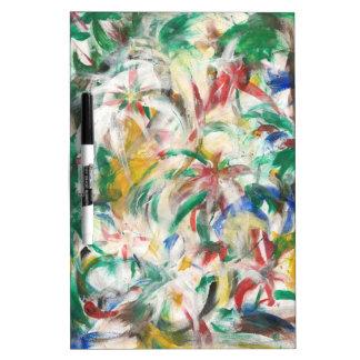 Coloreado Fingerpaint el arte Pizarras Blancas De Calidad