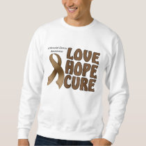 Colorectal Cancer Awareeness Sweatshirt