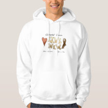Colorectal Cancer Awareness Hoodie