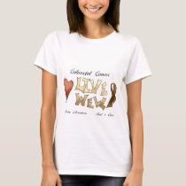Colorectal Cancer Awareness T-Shirt