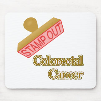 Colorectal Cancer Mouse Pads