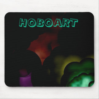 COLORED BALLS, HOBOART MOUSE PAD