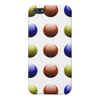 Colored Beads Case For iPhone 5