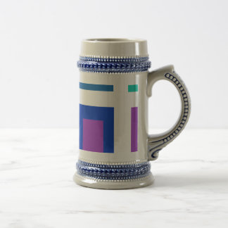 Colored Boxes Mugs