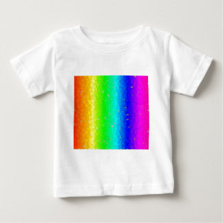Colored Bubbles Rainbow Baby T-Shirt