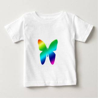 Colored Butterfly Baby T-Shirt