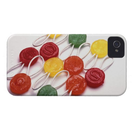 colored candy iPhone 4 cover