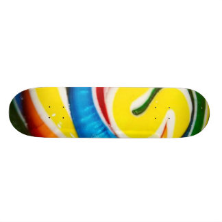Colored Candy Skateboard