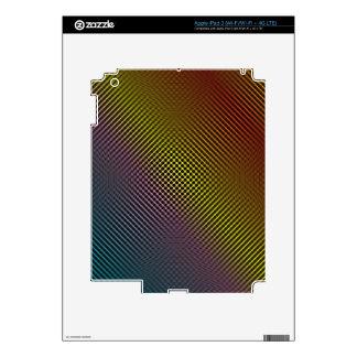 colored carbon fiber skin vol.1 iPad 3 skins