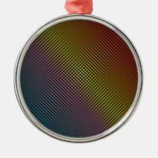 colored carbon fiber skin vol.1 metal ornament