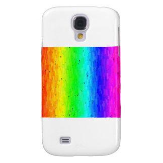 Colored Chaulk Rainbow Galaxy S4 Case