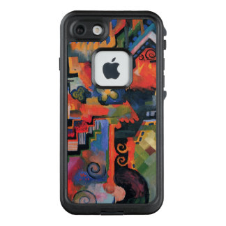"""Colored Composition"" art phone cases"