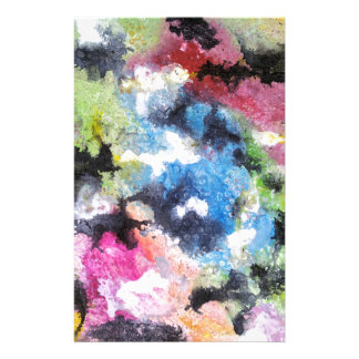 Colored Cotton Stationery