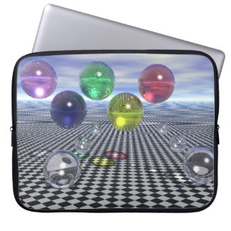 Colored Dreams Surreal  Laptop Case Laptop Computer Sleeves