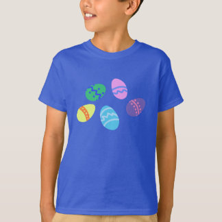 Colored Easter Eggs T-Shirt