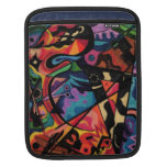 colored fantasy art ipad case sleeves for iPads