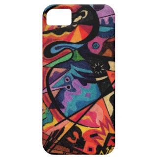 colored fantasy art iPhone SE/5/5s case