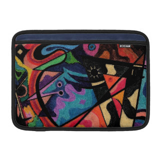 colored fantasy art mac sleeve MacBook sleeve