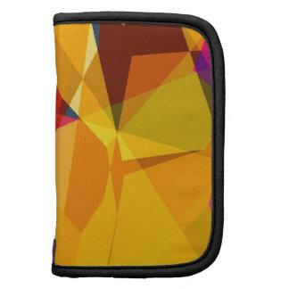 Colored Glass Folio Planner