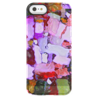 Colored Glitter Spots Permafrost iPhone SE/5/5s Case