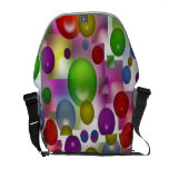 Colored Globes Courier Bags