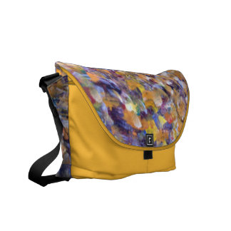 Colored Granite Courier Bag