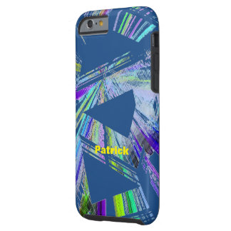 Colored Highlights tough iPhone 6 case