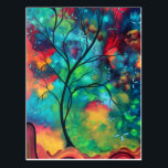"Colored Inspirations Postcard<br><div class=""desc"">Colored Inspiration Postcard by Megan Duncanson&#169; of MADART Studios™ MADART Studios™ is a well established, licensing company with &quot;Art that Colors the Soul&quot;; featuring Megan Aroon Duncanson, Aroon Duncanson, Romi Neilson and other unique characters and lifestyle brands. Megan Duncanson has a distinct flair style and use of color that are...</div>"