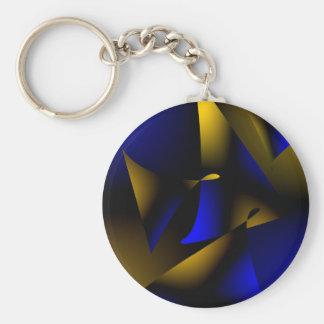 Colored Keychain