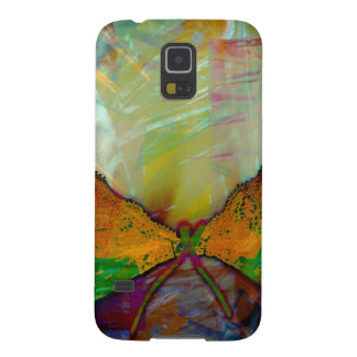 Colored Lace Case For Galaxy S5