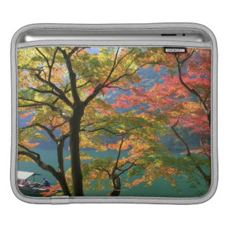 Colored Leaves Sleeves For iPads