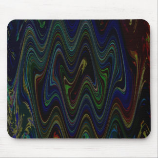 colored noise mouse pad