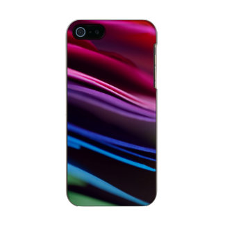 Colored Paper Abstract Metallic Phone Case For iPhone SE/5/5s