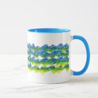 Colored Pebbles Mug