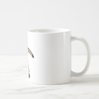 Colored Peguin Classic White Coffee Mug