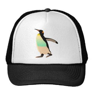 Colored Peguin Trucker Hat