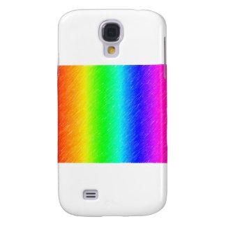 Colored Pen Rainbow Samsung Galaxy S4 Case