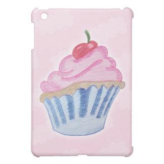 Colored Pencil Cupcake iPad Mini Covers
