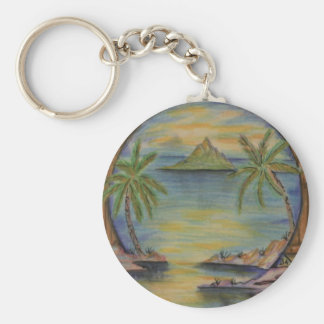 """""""Colored Pencil Drawings Keychain"""