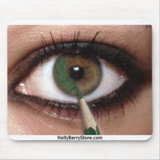 Colored Pencil Eye Mousepad