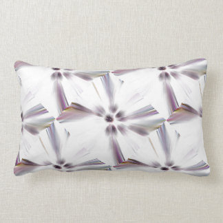 colored pencil graphic psychedelic #7 pillow