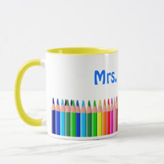 Colored Pencils Cup