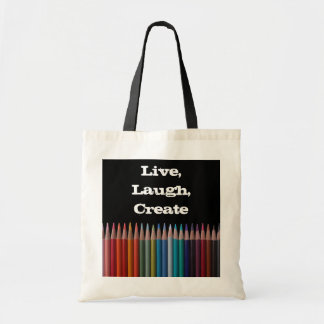 Colored Pencils Drawing Bag