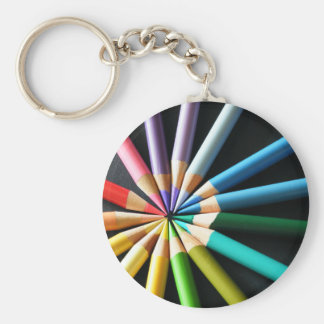 Colored Pencils - Keychain