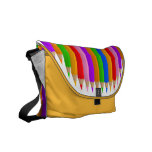 Colored Pencils Messenger Bag