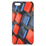 Colored plastic bricks iPhone 5C cover