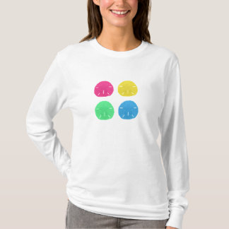 colored sand dollars T-Shirt